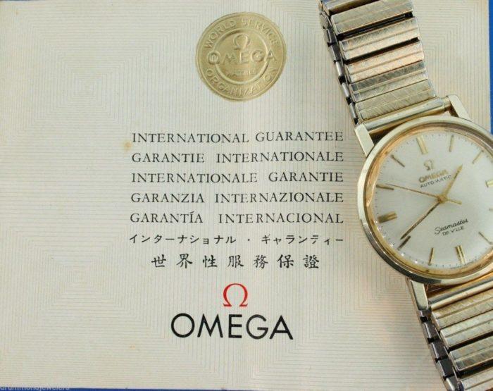 Omega Seamaster B6671