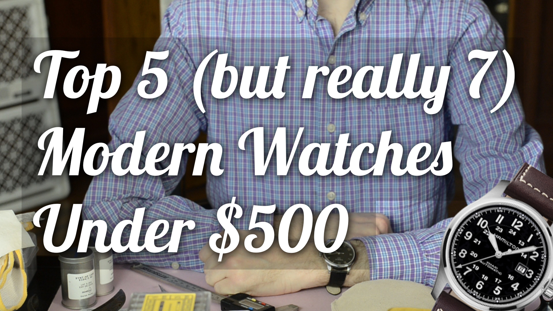 "<span class=""entry-title-primary"">Top 5 Modern Watches Under $500</span> <span class=""entry-subtitle"">Modern Mechanical Value</span>"