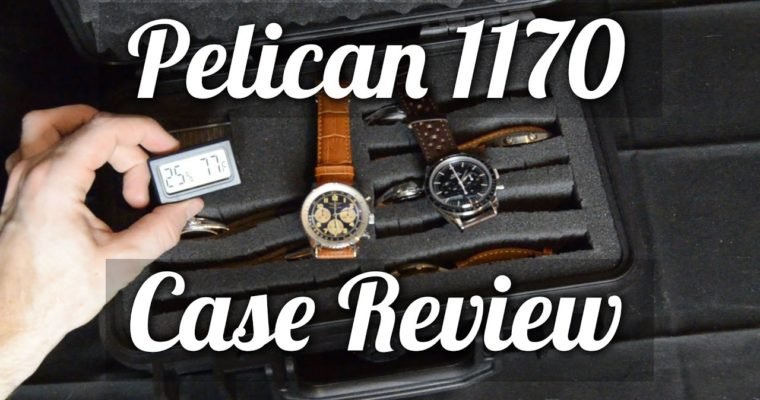 "<span class=""entry-title-primary"">Video Review: Pelican 1170 Case</span> <span class=""entry-subtitle"">Optimal Watch Storage and Security</span>"